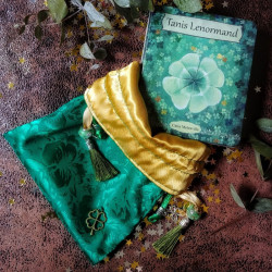 Pack Tanis Lenormand + pouch