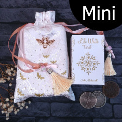 PACK Mini Lili White Tarot...