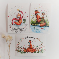 Stickers - Lot de 3...