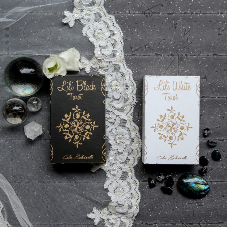 Tarots Lili Black & Lili White